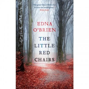 The Little Red Chairs by Edna O' Brien (Faber & Faber)