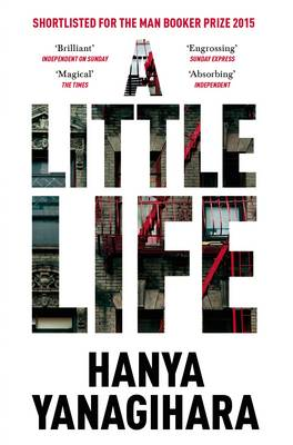 Couverture de A Little Life by Hanya Yanagihara