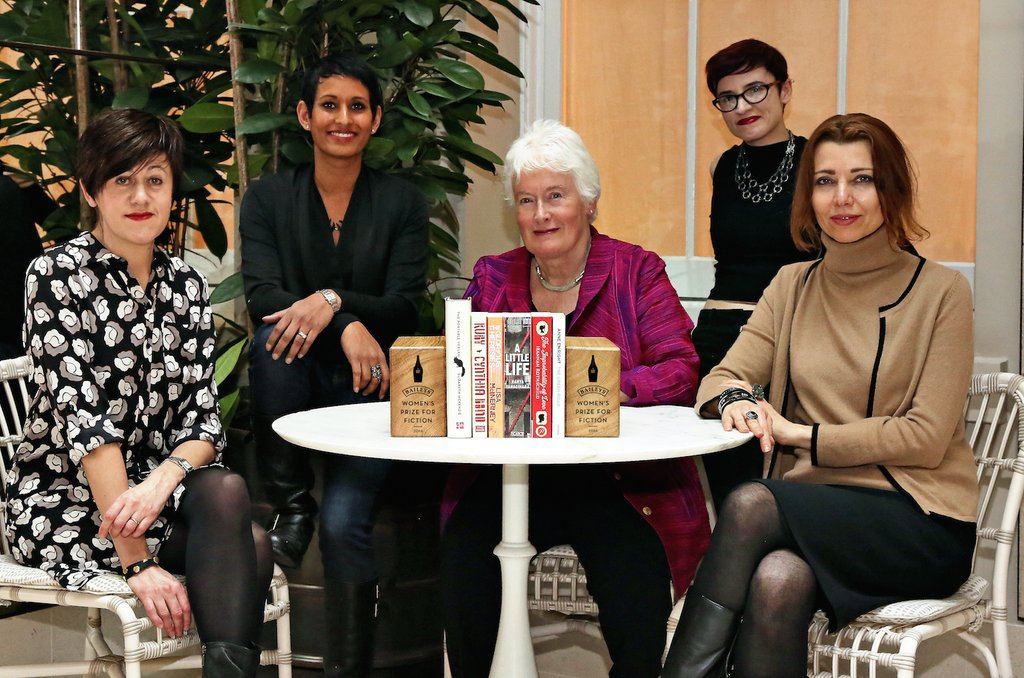 Baileys Women's Prize for Fiction 2016 - le Jury
