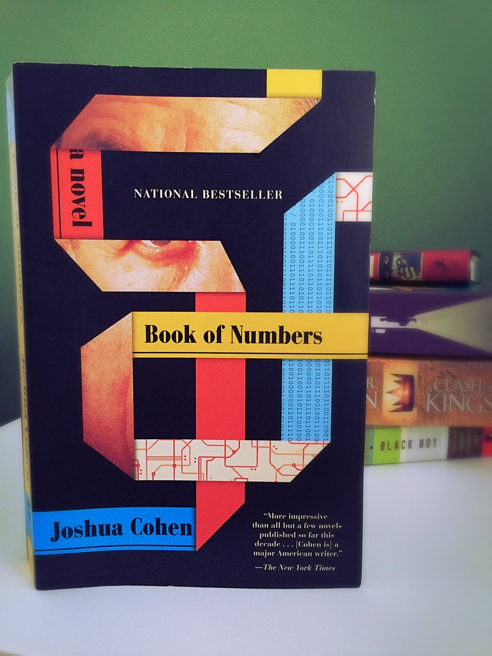 Book Of Numbers cover