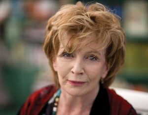 Portrait d'Edna O'Brien