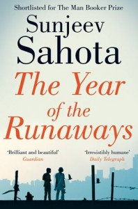 Book cover of The year of The Runaways by Sunjeev Sahota