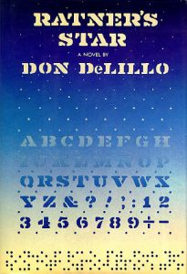Cover du livre Ratner's Star by Don DeLillo - éd. Knopf, 1976
