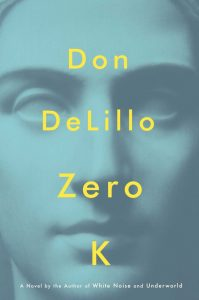 Couverture de Zero K. par Don DeLillo
