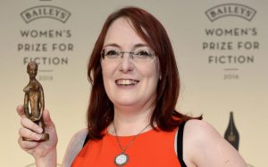 Portrait de Lisa McInerney, gagnante du Baileys Women Prize for Fiction 2016