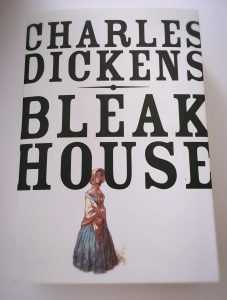 Couverture de Bleak House de Charles Dickens