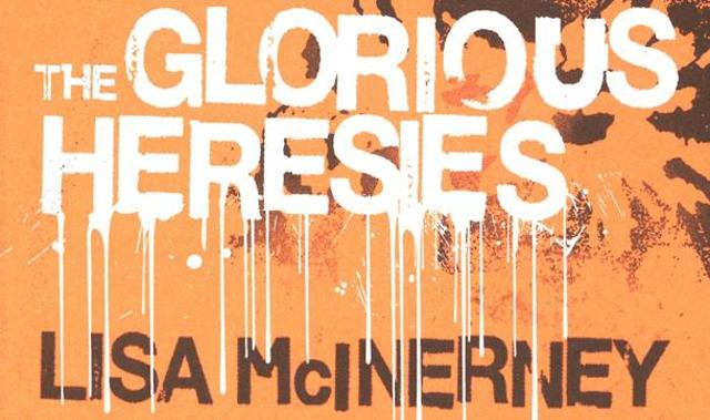 Couverture de The Glorious Heresies by Lisa McInerney (éd. John Murray - Paperback)