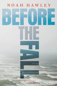 Before The Fall, by Noah Hawley - éd. Grand Central Publishing