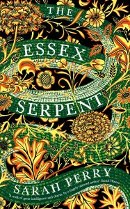 The Essex Serpent by Sarah Perry - éd. Serpent's Tail