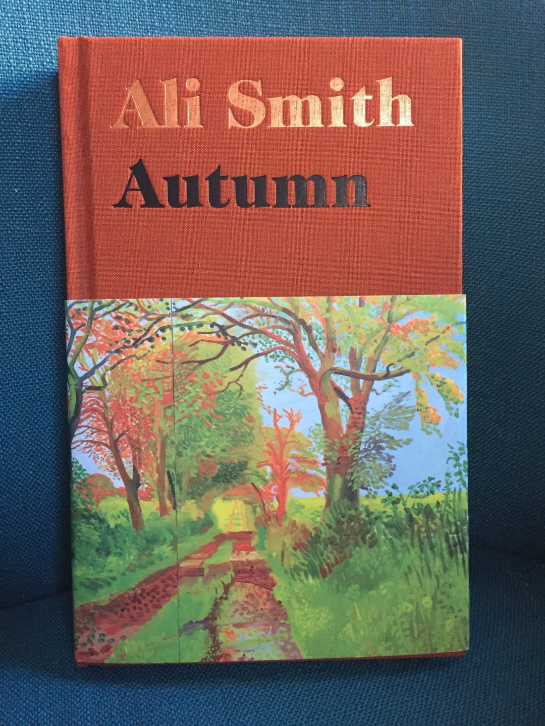 Photo cover Autumn by Ali Smith