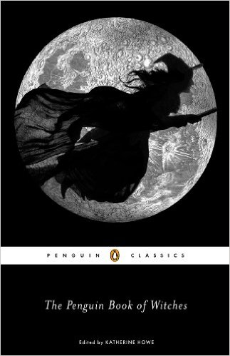 Couverture du Penguin Book Of Witches