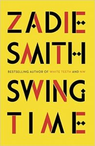 Book cover de Swing Time par Zadie Smith