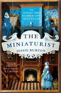 Book Cover de The Miniaturist par Jessie Burton
