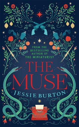 Book Cover de The Muse de Jessie Burton
