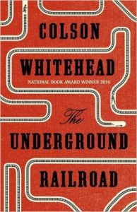 Cover de The Underground Railroad - Colson Whitehead