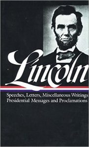 Les écrits de Lincoln - Library Of America