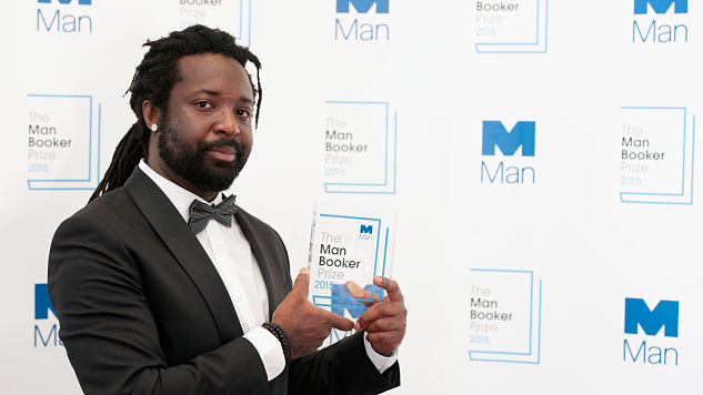 Marlon James - Winner of The 2015 Man Booker Prize for 'A Brief History of Seven Killings (Photo by Eamonn M. McCormack/Getty Images)