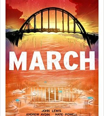 trilogie de John Lewis : March
