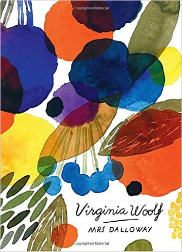 Cover of MrsDalloway - Virginia Woolf (Vintage Classics Woolf Series)