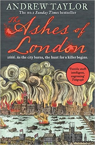 Cover de The Ashes Of London - Andrew Taylor