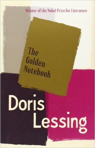 Cover of The Golden Notebook - Doris Lessing